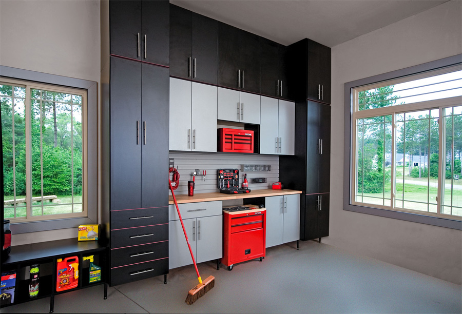 The Advantages Of Using Garage Storage Systems
