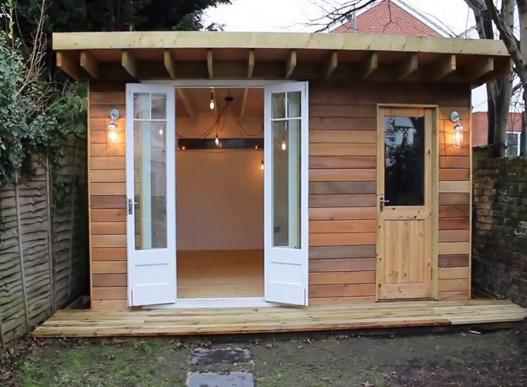 Building a Two Storey Shed - Simple Instructions For Making A Big Wooden Shed