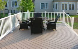 Advantages of Composite Decking